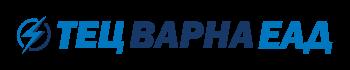 лого на топлоелектрическа централа Варна