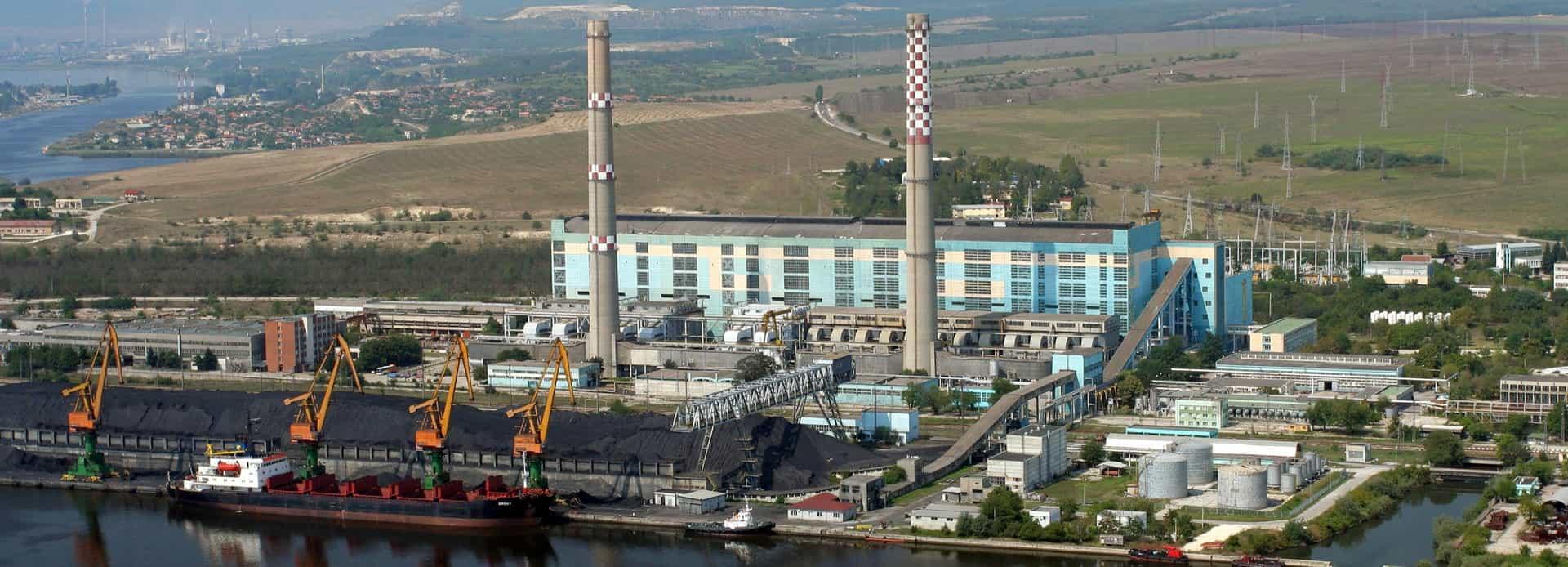 Сградата на ТЕЦ Варна ЕАД